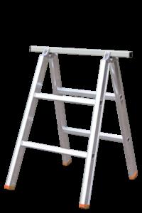 Art-Nr.: 122 Tapezierbock klappbar, POESCHCO Profileitern