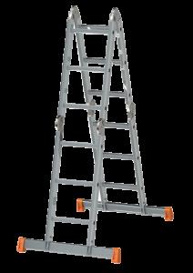 Alu Klappleiter (Kofferraumleiter)