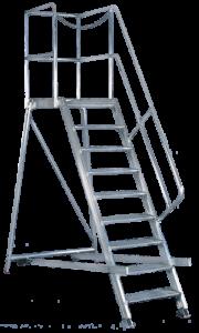 Art-Nr.: 740 Wartungsbühne, POESCHCO, Tools for Professionals, Treppen und Podeste