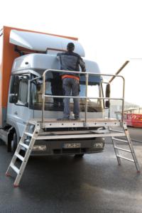 POESCHCO, Tools for Professionals, Treppen und Podeste,