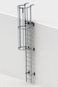Stegleiter, POESCHCO, Tools for Professionals, Treppen und Podeste