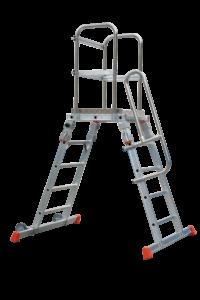 Art-Nr.: 274 Speed - Fix Podestleiter - Größe 13