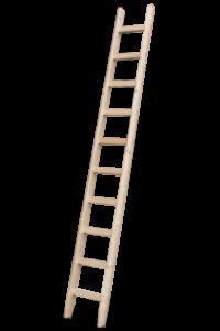 Anlegeleiter (Bauleiter), Holzstufenleiter, Holzstufenleitern, Holzleiter, Holzleitern, Glasreinigerleitern, Glasreinigerleiter, Sprossenstehleiter, Tapezierbock