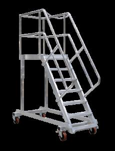 Art-Nr.: 760 Wartungsbühne, POESCHCO, Tools for Professionals, Treppen und Podeste