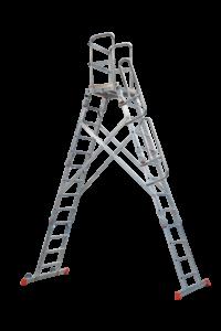 Speed-Fix Podestleiter, Rollpodest, Teleskopleiter,Steigleiter,Notleiter, Ortsfeste Leiteranlage, Kesselwagenleiter, Tankwagenleiter, Fahrgerüste