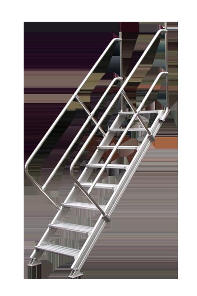 Favorit Art-Nr.: 230 ff. Treppen System 230 - Stufe 200 - Poensgen WD61