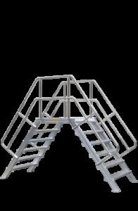 Podestübergänge, POESCHCO, Anstiege, Treppen, Podeste, Leitern, Profi-Leitern, Tritt, Kombileiter