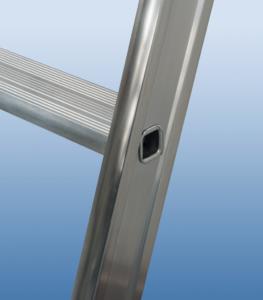 Detail Glasreinigerleiter
