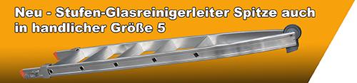 TRBS 2121-2, Leitern, Podeste, Anstiege, Profi-Leiter, Glasreinigerleiter