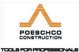 Poensgen, Scheibler GmbH, Leitern, Podeste, Fahrgerüste, Geländersysteme